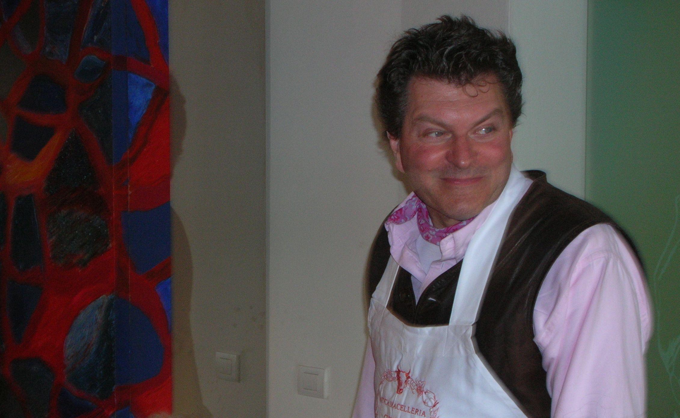 Dario Cecchini. Il poeta della ciccia