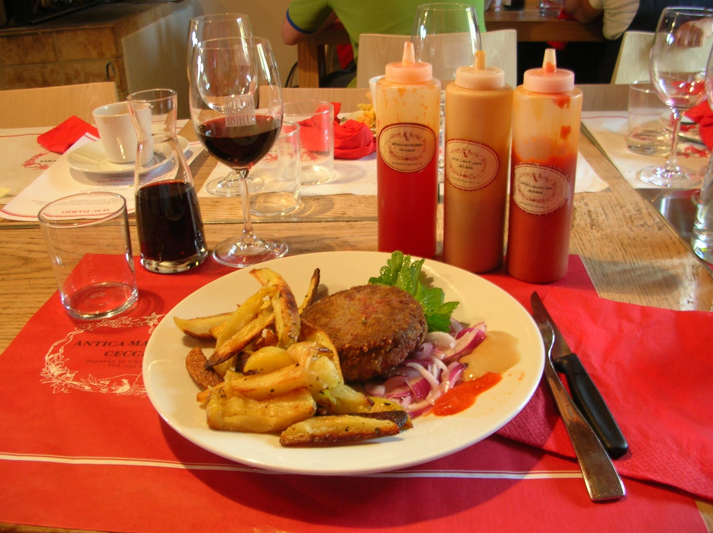 L'Officina della Bistecca. Ciccia spagnola di Toscana
