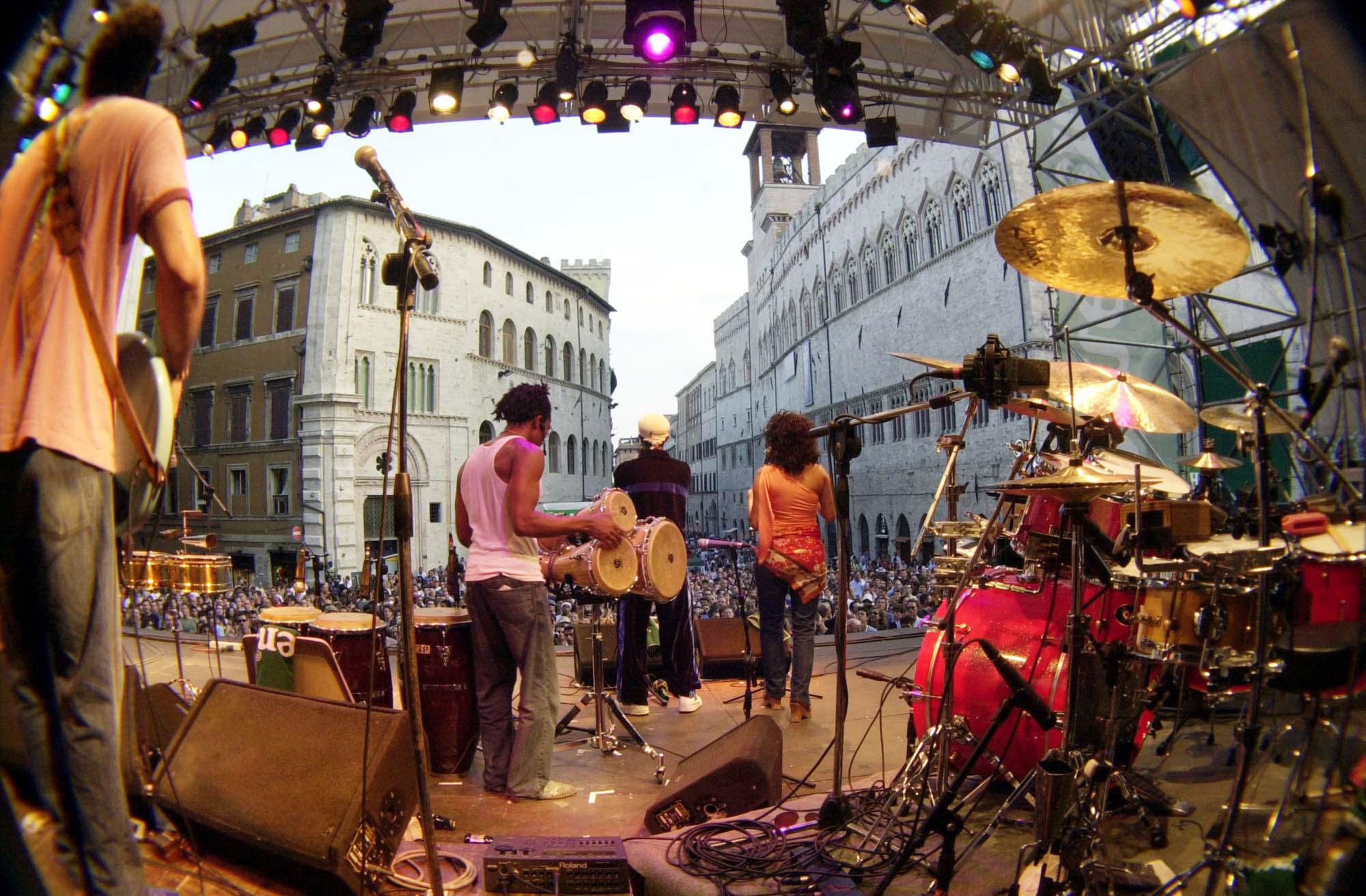 Umbria Jazz 2009. Indirizzi buoni