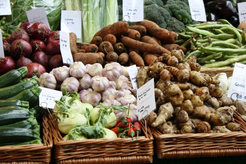 Il Borough Market di Londra. A me mi piace