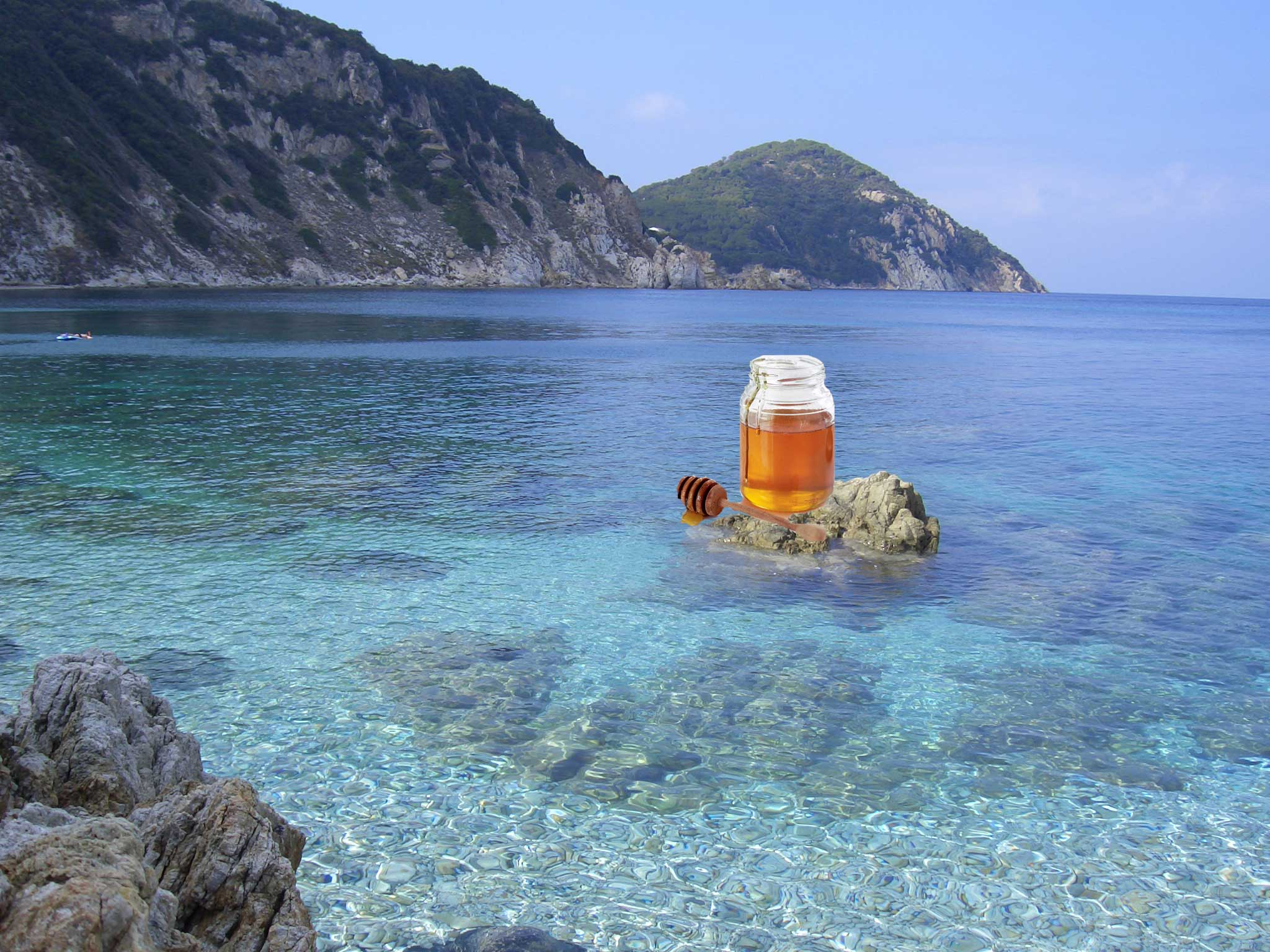 Elba. Un mare di dolcezza