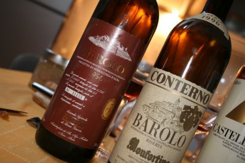 Barolo Falletto e Monfortino (Riserva e pure '96), facciamo pace?