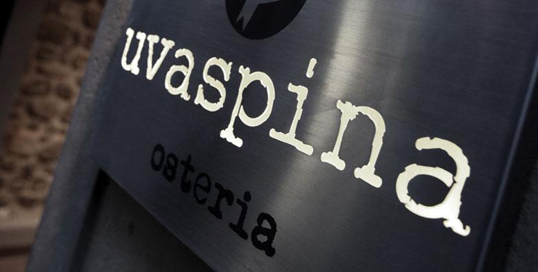 Osteria Uvaspina meglio dell'aspirina