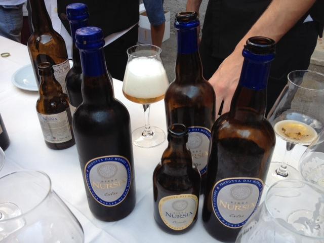 Nursia | Ecco le birre dei monaci Benedettini di Norcia