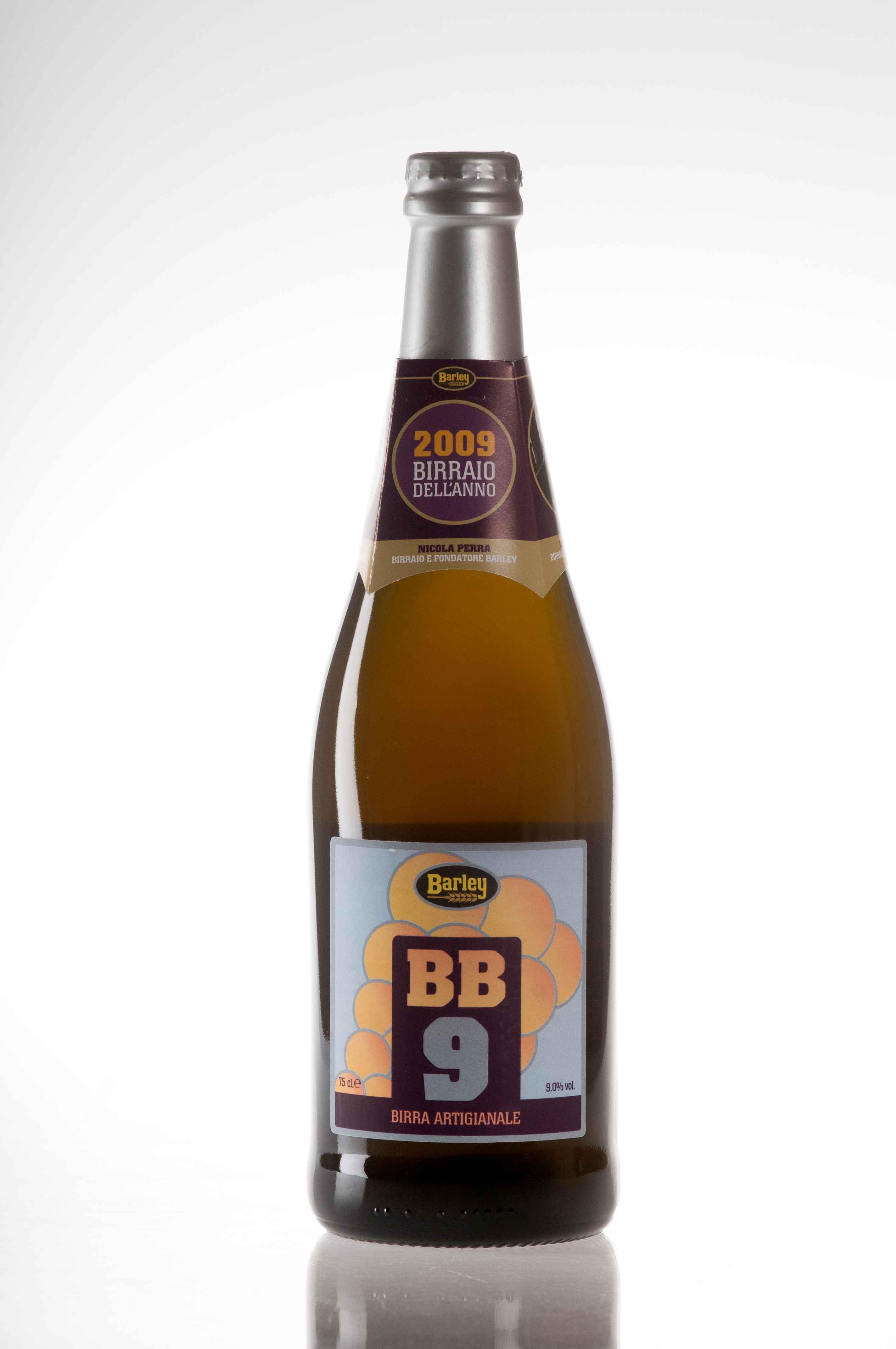 BB9 Barley | Chi ben comincia è a metà dell'opera