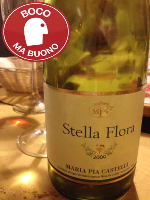 Bocomabuono | Maria Pia Castelli - Stella Flora 2009