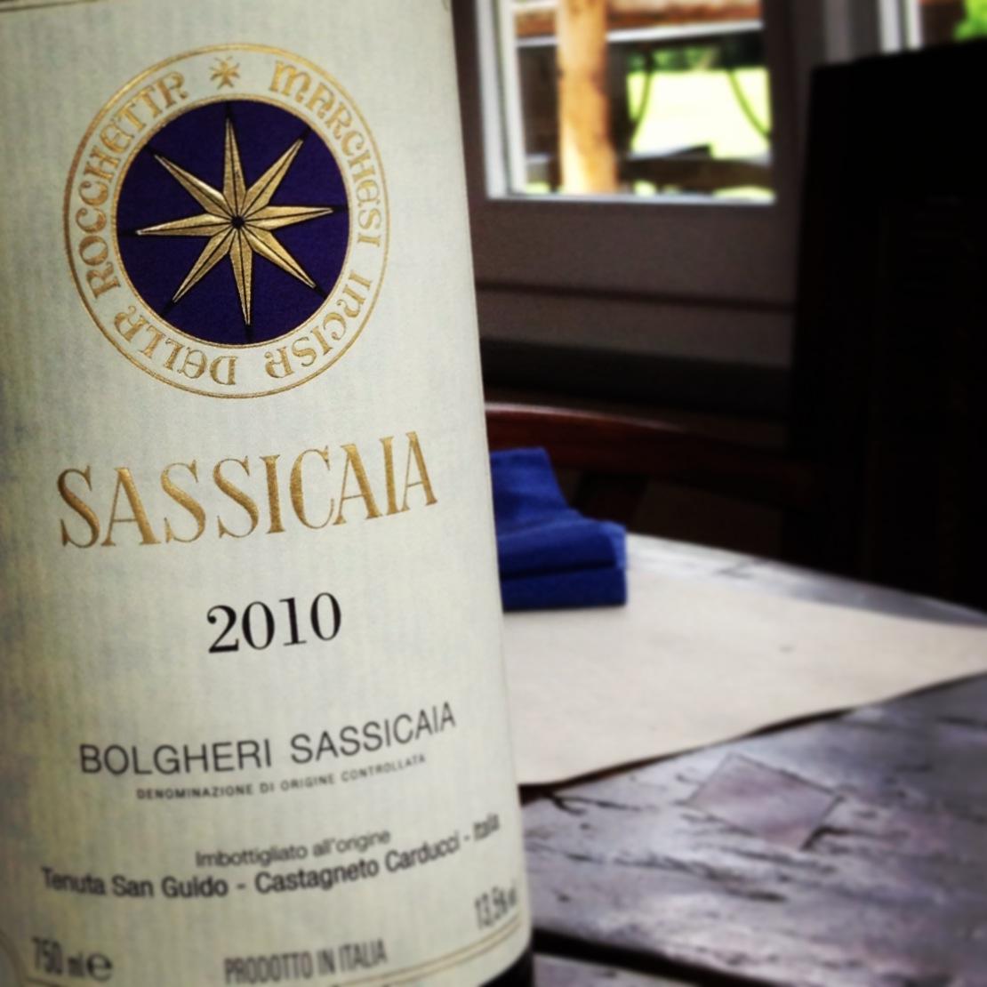 Paradigma Sassicaia