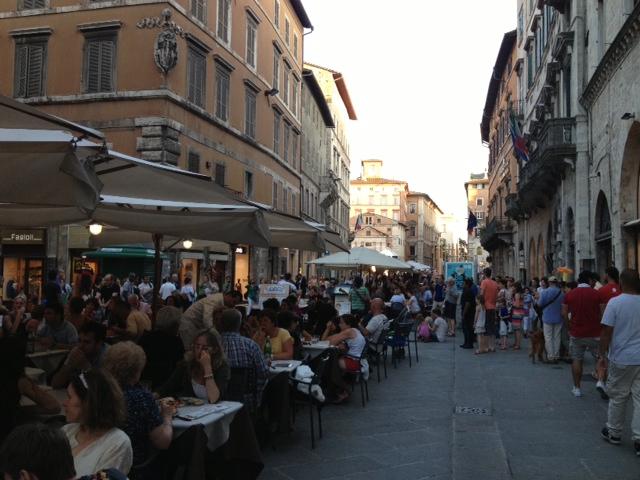 Perugia città (ri)aperta