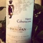 Pieropan, Soave Classico Superiore Vigneto Calvarino 1992
