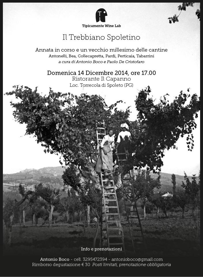 Tipicamente Wine Lab | Il Trebbiano Spoletino