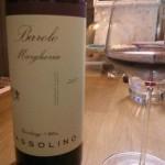 Massolino, Barolo Margheria 2007: non esattamente un vino estivo