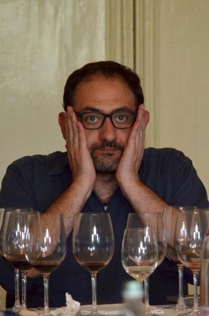 Mauro Erro - Il Viandante Bevitore