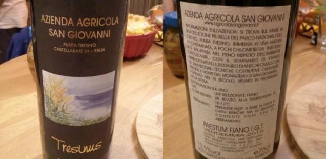 San Giovanni, Fiano Tresinus 2010: dimenticate l'Irpinia e godete