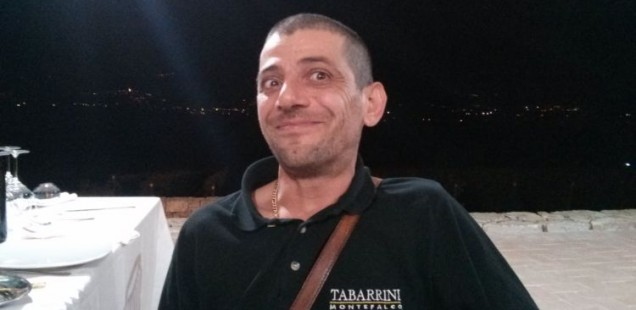 Giampaolo Tabarrini, vigneron a Montefalco (PG)