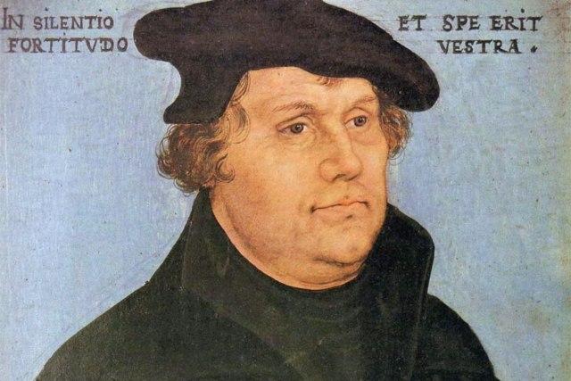 Martin Lutero - da biografieonline.it