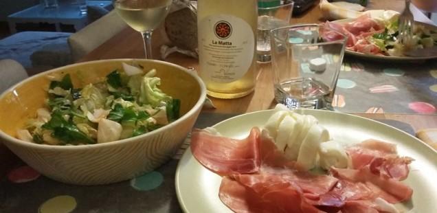 Casebianche, La Matta 2013: la bibita all'uva fiano che fa glu glu