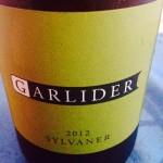 Garlider | Alto Adige Valle Isarco Sylvaner 2012