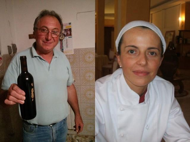 Michele Perillo e Valentina Martone