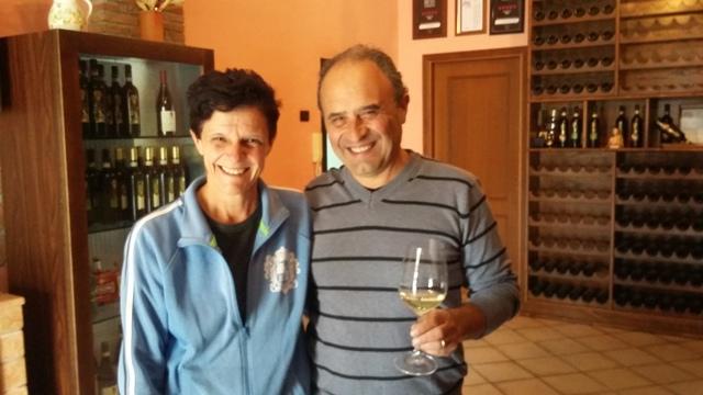 Aurelia Fabrizio e Ercole Zarrella, Rocca del Principe