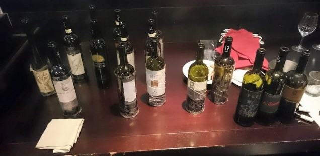 Pillole di Wine Club #1: Orizzontale Greco di Tufo 2003-2004