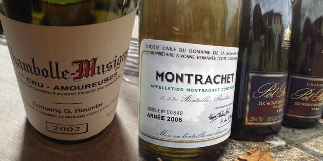 amoureus + montrachet