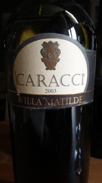 caracci '03