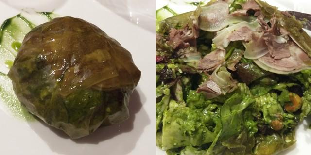 L'insalata del vignaiolo secondo Enrico Crippa, chef de Il Duomo, Alba (CN)