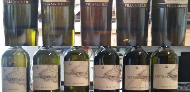 Pillole di Wine Club #4: Doppia Verticale Caracci e Pietraincatenata