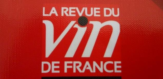 Editoriale La Revue du Vin de France, Novembre 2015