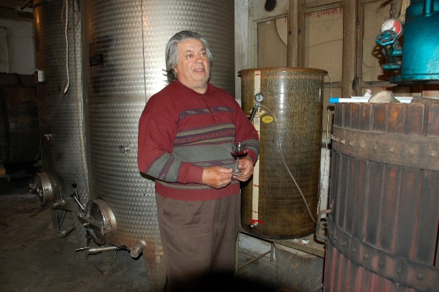 Tommaso Canale, scomparso nel 2010 - Crediti foto: Enoclub Siena