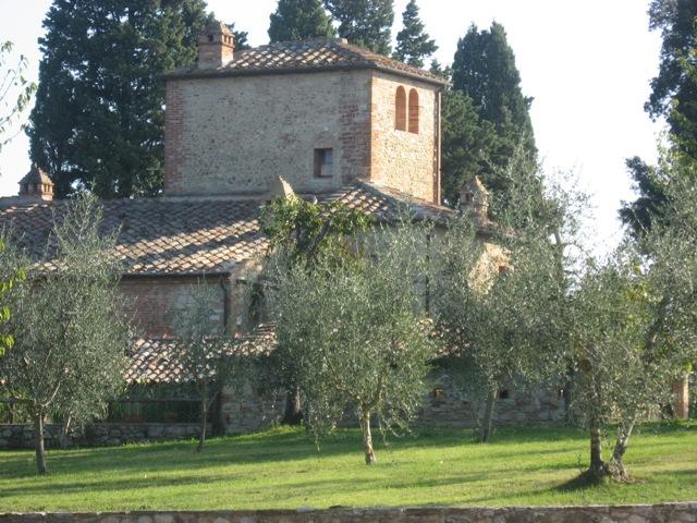 Castelnuovo Berardenga (SI), fattoria di Fèlsina