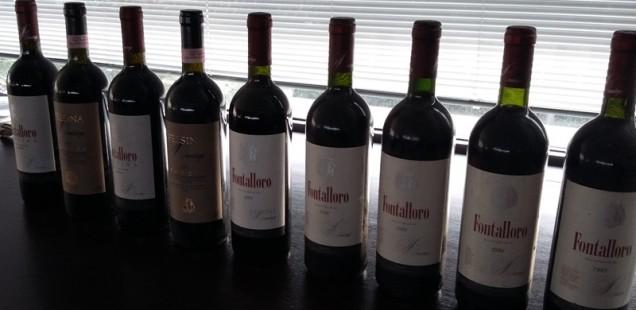 Pillole di Wine Club #7 | Verticale Fontalloro, Felsina