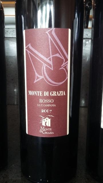 Monte di Grazia Rosso '07