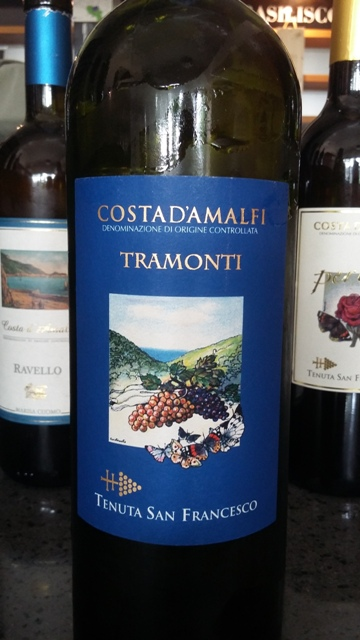 San Francesco -Tramonti Bianco '12