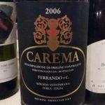 Ferrando, Carema Etichetta Nera '06 | La musica del picotendro