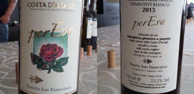 Aggiornamento Bianchi Campani 2015 | PerEva, Tenuta San Francesco