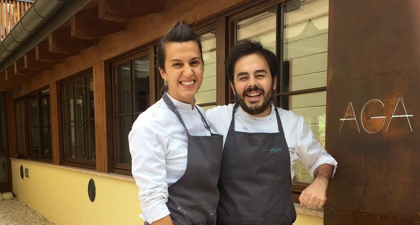 Aga | Il ristorante di Alessandra e Oliver