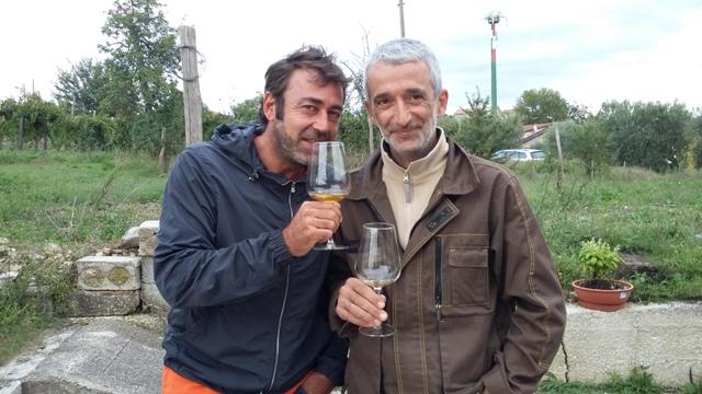 Sabino Loffredo e Luigi Tecce