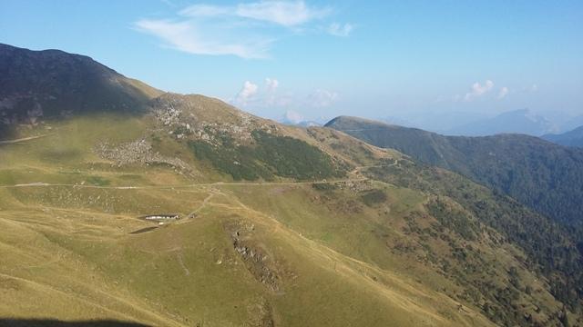 In cima al Monte Crostis