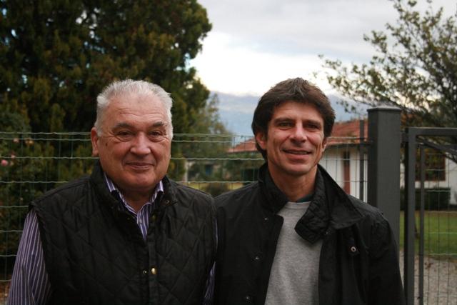 Luigi e Roberto Ferrando