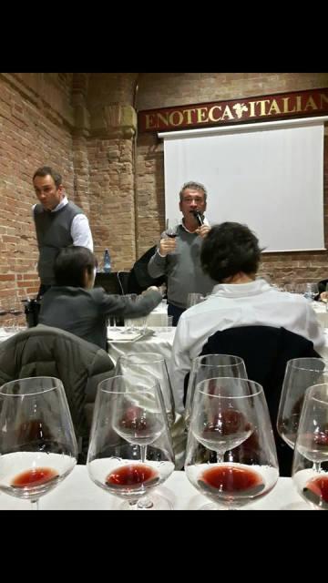 Davide Bonucci e Alessandro Mori de Il Marroneto - Foto di Domenico Capogrossi