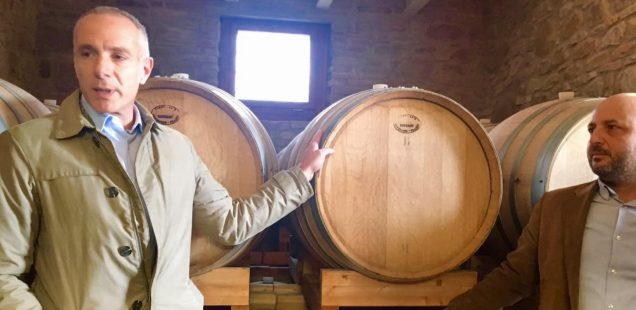 Terre Margaritelli | Quel legame tra Torgiano e Beaune