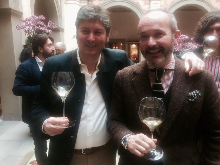Martino Manetti e Michele Braganti