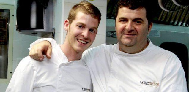 #IGmi17 | Luca Abbruzzino e il passaggio generazionale in cucina
