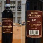 Baricci | Rosso di Montalcino 2015