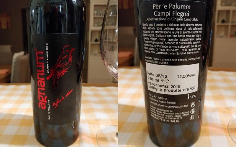 Agnanum - Piedirosso 15