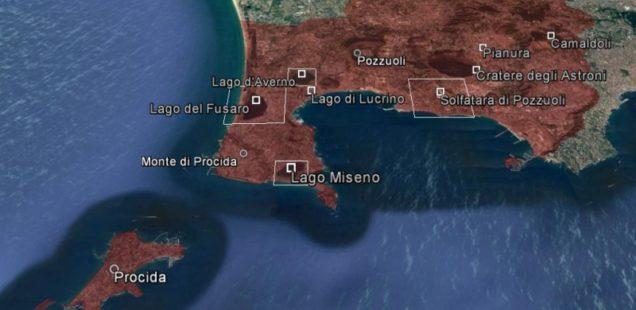 Aggiornamento Campi Flegrei | La Sibilla, Contrada Salandra e Agnanum