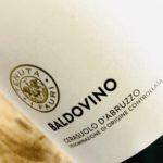 Quarant.eno #7 | Tenuta I Fauri, Cerasuolo d'Abruzzo Baldovino 2016
