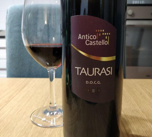 Antico Castello - Taurasi 2007