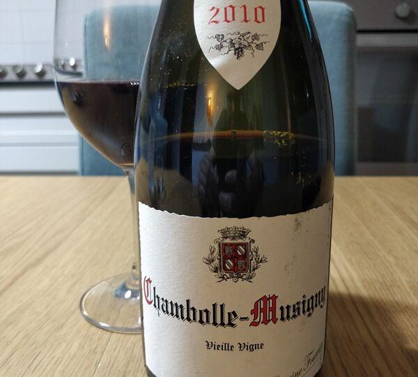 Fourrier - Chambolle VV 2010